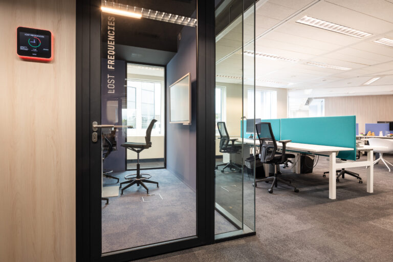 A new working environment for cfe
