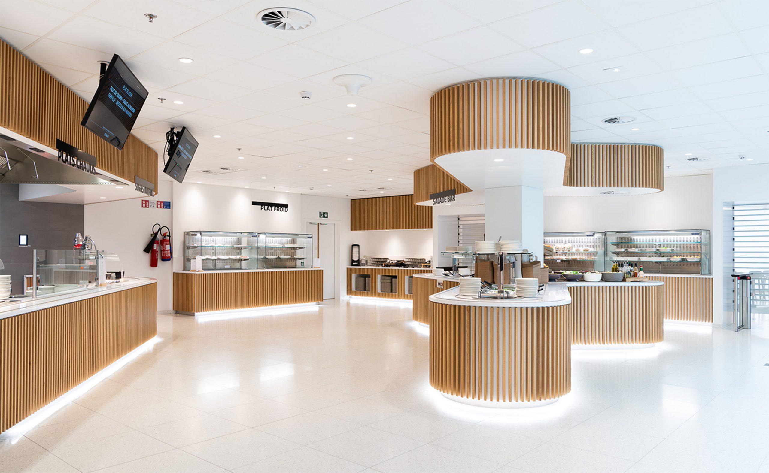 The new Delta hospital employee restaurant by ncbham