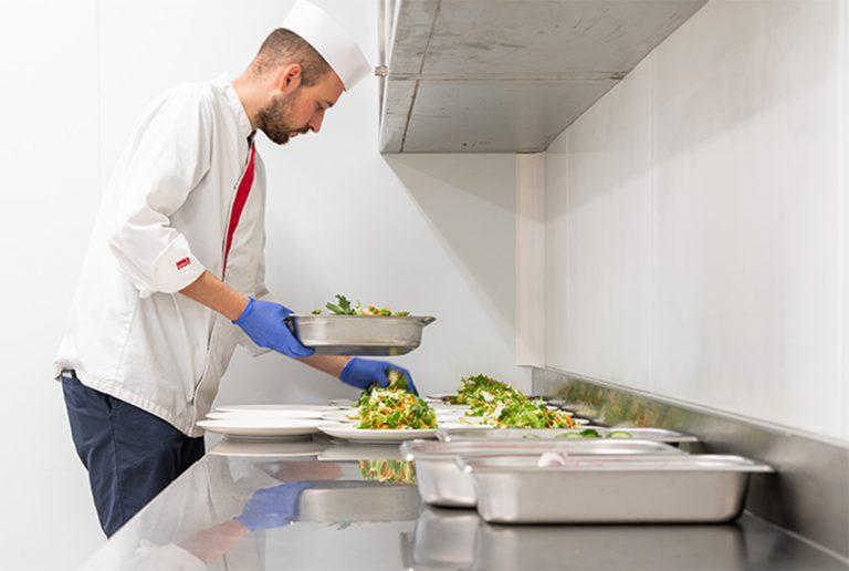 The new Delta hospital employee kitchen by ncbham