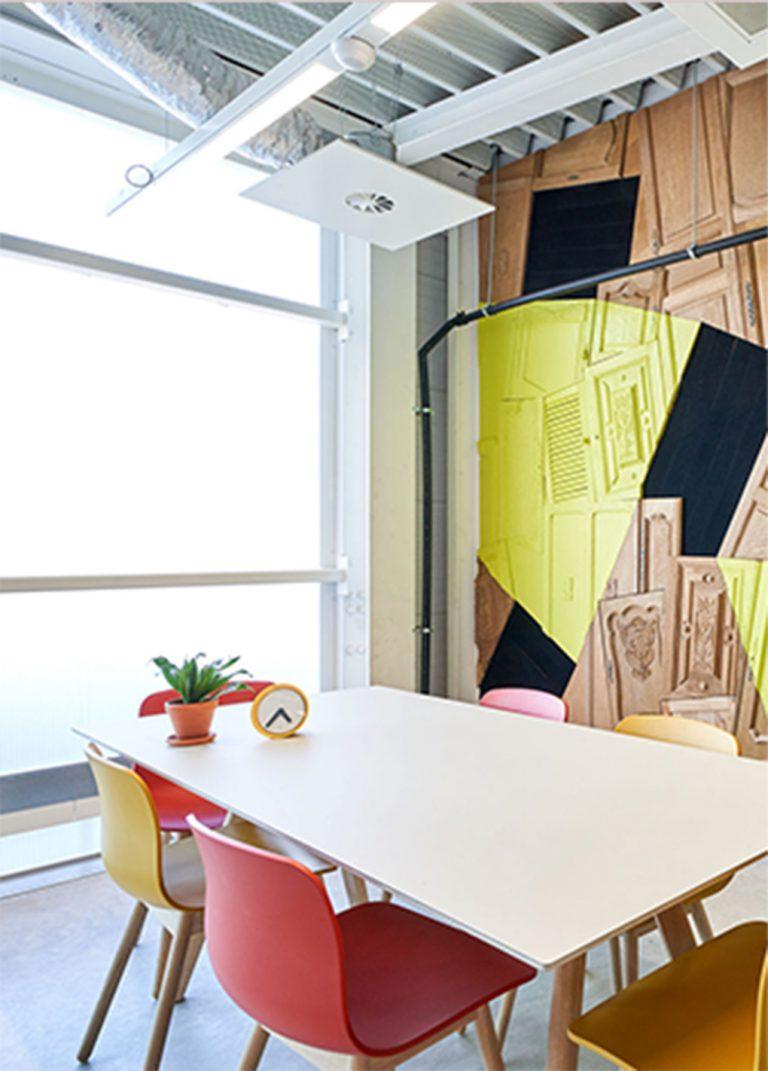 Creative hub by Ncbham