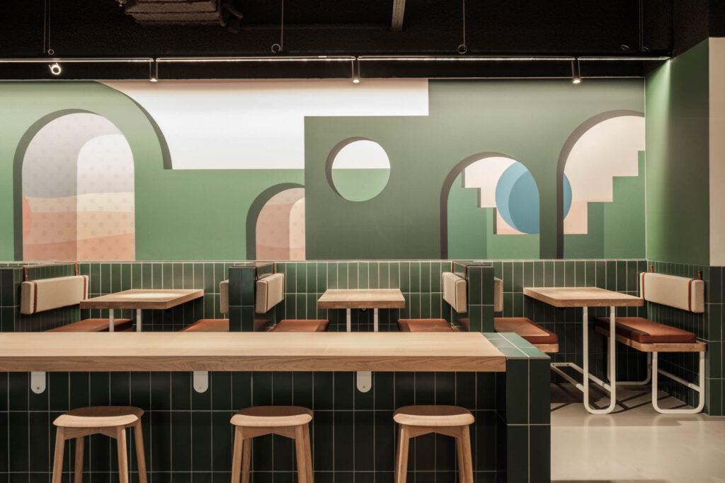 Art 56 interior design by Ncbham