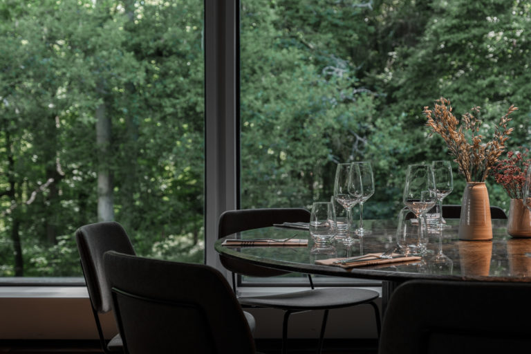 Dolce an immersive food experience in the heart of the Sonian Forest