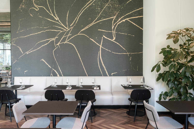 Designing Dolce La Hulpe Restaurant
