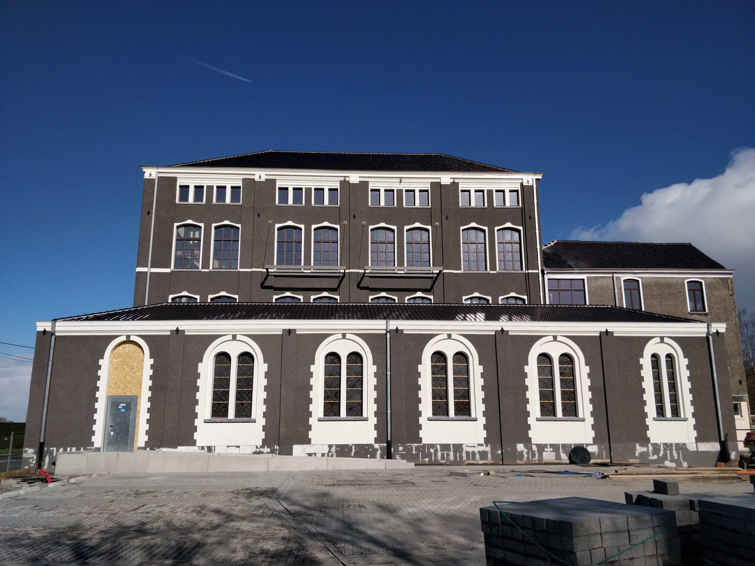 Ayurvedic and yogic center in Gent