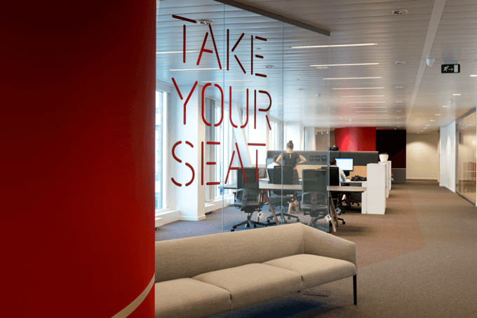 designer competition for Thalys