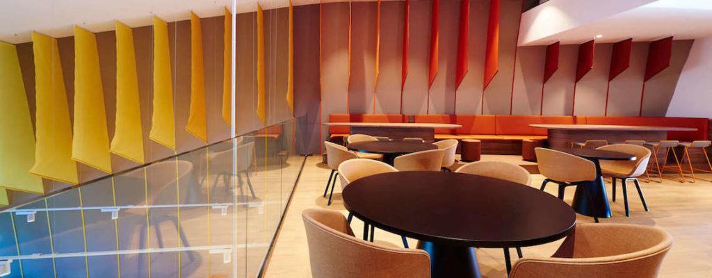 AB Inbev restaurant
