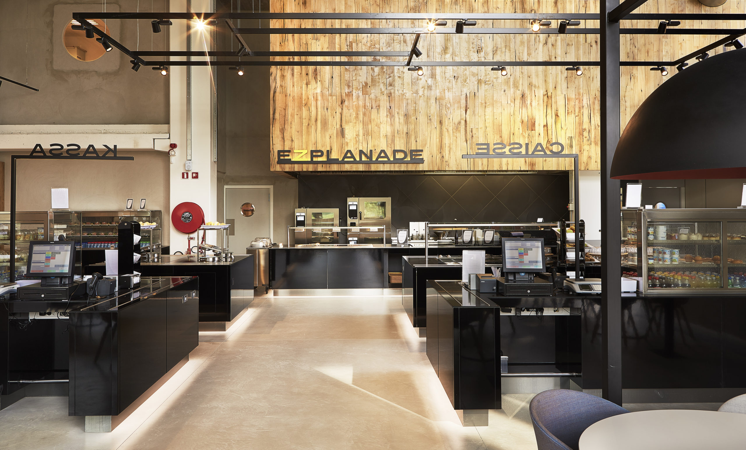 A new dining experience in Brussels Northern district