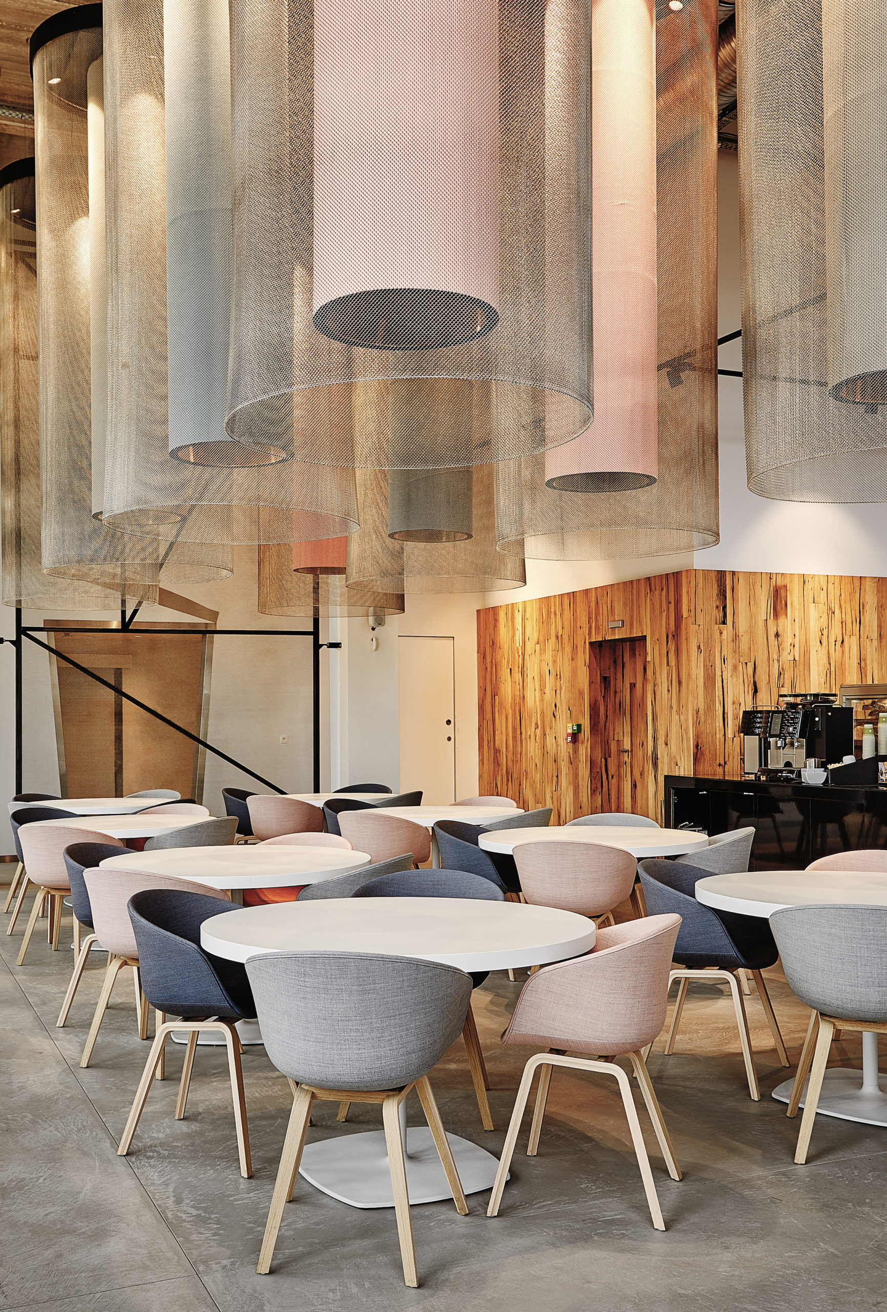Ezplanade : an exciting new restaurant in Brussels