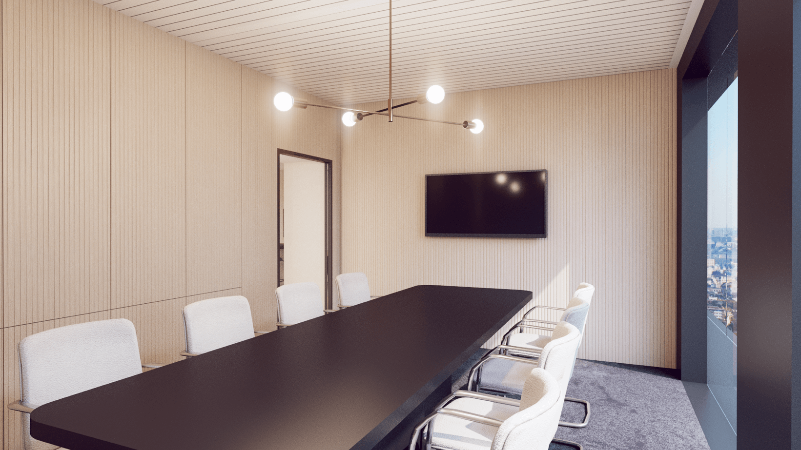 Ethias' Executive Management Offices